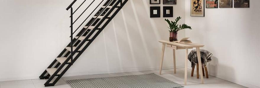 Escaliers escamotables