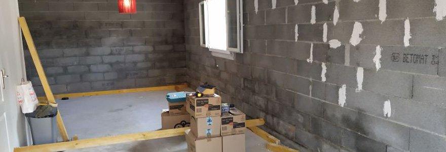 garage humide