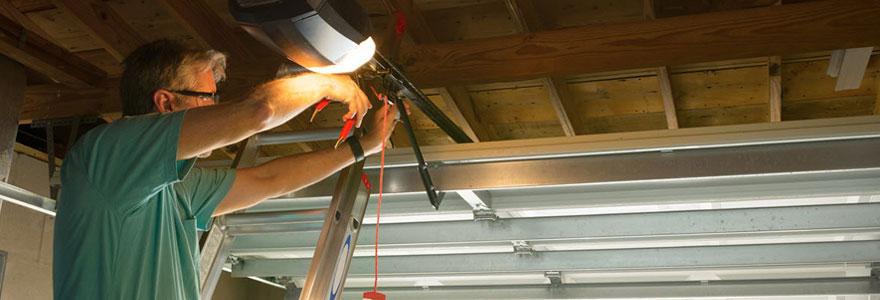 Installation de votre porte de garage